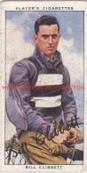 1937 Speedway Rider Bill Clibbett - Trading Cards