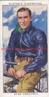 1937 Speedway Rider Stan Greatrex - Trading Cards