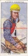1937 Speedway Rider Bob Harrison - Trading Cards