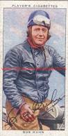 1937 Speedway Rider Gus Kuhn - Trading Cards