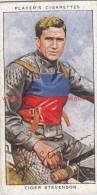1937 Speedway Rider Tiger Stevenson - Trading Cards