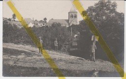 51 MARNE BERRU Canton De BOURGOGNE  CARTE PHOTO ALLEMANDE  MILITARIA 1914/1918 WW1 / WK1 - France
