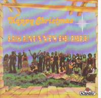Disque 45 T Vynil - Happy Christmass - Les Enfants De Dieu - - Christmas Carols