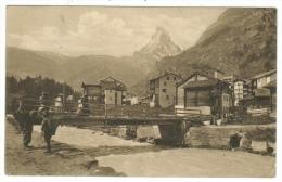 Suisse /Schweiz/Svizzera/Switzerland //Valais // Zermatt - VS Valais
