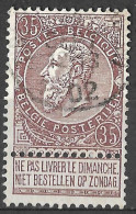 _6Wz-821: N° 61: ... - 1893-1900 Thin Beard