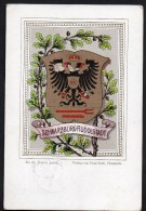 Allemagne - Schwarzburg-Rudolstadt - Carte Avec Armoiries- Ecusson  -n°43  Ed Paul Kohl    CPA - Rudolstadt