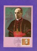 BRD 1984  Mi.Nr. 1220 , Nuntius Eugenio Pacelli - Maximum Karte - Stempel Bonn 19.06.1984 - Papi