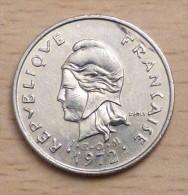 Nouvelle Calédonie 10 Francs 1972 - New Caledonia