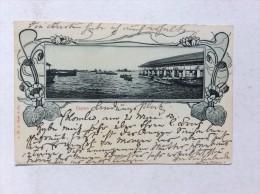 AK   CEYLON    LITHO   1903. - Sri Lanka (Ceylon)