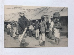 AK   CEYLON    VILLAGE DE TALAWAKOLE   PRE-1900 - Sri Lanka (Ceylon)