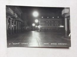 AK   IRAK  IRAQ    BAGHDAD    RASHID STREET AT NIGHT      PHOTO  BEZAZ - Iraq
