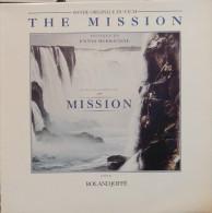 Ennio Morricone 33t. LP B.O. FILM *mission* - Filmmusik