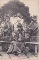 CPA ASIE COCHINCHINE Saïgon Femmes Musiciennes En Costume De Théâtre Music Type N° 66 - Vietnam