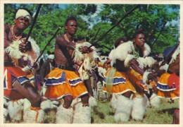 SWAZILAND, Sibakadance, 2 Scans - Swaziland