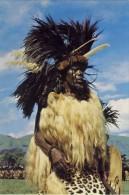 SWAZILAND, WARRIOR, 2 Scans - Swaziland