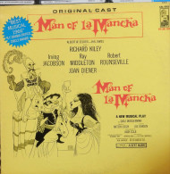 Mitch Leigh 33t. LP USA Comedie Musicale *man Of La Mancha* - Musicals