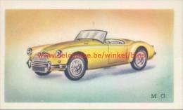 Chromo M.G. - Cars