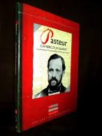 « PASTEUR » (CAHIERS D´un SAVANT) Biographie Manuscrit Medecine Vaccin Rage Medicin Dole Jura Franche Comté CNRS - Biographien