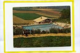 """WESTOUTER """"Bergbad"""" Openluchtzwembad Op De Rodeberg.  Mont Rouge - Heuvelland"""