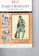 REVUE CARTES POSTALES ET COLLECTION N° 154 - Français