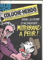 CHARLIE HEBDO N524 - Bücher, Zeitschriften, Comics