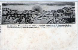 JOUY AUX ARCHES D APRES UNE GRAVURE DU XVI SIECLE - France