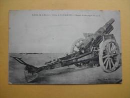 SAINT CHAMOND. Les Usines De L'Aciérie De La Marine. Un Obusier De Campagne De 155. - Saint Chamond