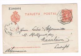 EP 45A Ambulante Descendente Santander - Bilbao - 1850-1931