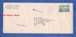 Enveloppe Ancienne - BERKELEY - University Of California College Of Engineering - 1948 - Mechanical - Vereinigte Staaten