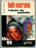 Bob MORANE L'épée Du Paladin 1977 - Libros, Revistas, Cómics