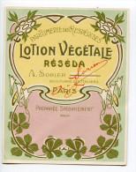 3 étiquettes  Parfum Produits De Beauté - Kosmetika