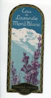 5 étiquettes  Parfum Produits De Beauté - Kosmetika