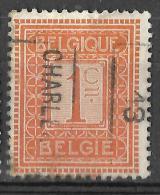_6Wz-809: N° 2130 - Tab: B: CHARLEROY 13 - Roller Precancels 1910-19