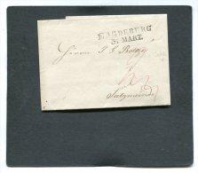 Deutschland Brief 1830 Magdeburg - Deutschland