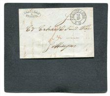 Deutschland Brief 1846 Magdeburg - Deutschland