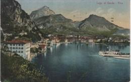LAGO DI GARDA - RIVA - TRENTINO-ALTO ADIGE - ITALY - Italy