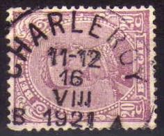 139 Type I Charleroy Charleroi - 1915-1920 Alberto I