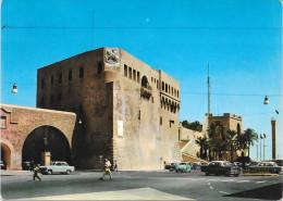LIBIA LIBYA TRIPOLI CASTLE 1964 - Libia