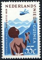 Nederlands Nieuw Guinea 1959, Sterrengebergte NVPH 53 MH*/ongestempeld, Hinged - Nuova Guinea Olandese