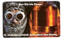 Germany  - P 18b/90 -  Kabelanschluss - Von Feuer Bis Eis - Kabelanschluss - Germany