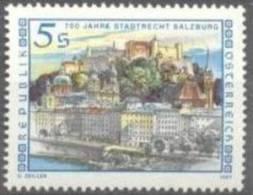 1987 Salzburg ANK 1910 / Mi 1879 / Sc 1392 / YT 1707 Postfrisch / Neuf / MNH - 1981-90 Ungebraucht