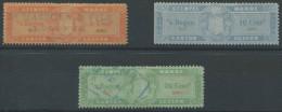 1132 - LUZERN Fiskalmarken - Steuermarken