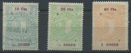 1136 - LUZERN Fiskalmarken - Steuermarken