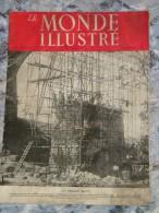 LE MONDE ILLUSTRE 28 DECEMBRE 1946 № 4391 32 PAGES - Books, Magazines, Comics