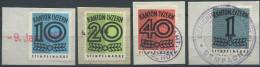 1143 - LUZERN Fiskalmarken - Steuermarken