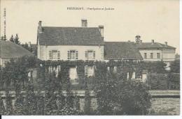 PRESSIGNY Presbytère Et Jardin - Autres Communes