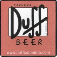 Lote 391, Colombia, Posavaso, Coaster, Duff - Sous-bocks