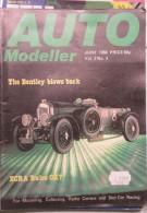 AUTO MODELLER - N.3 - 1980 - BENTLEY AIRFIX - Groot-Britannië