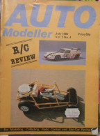 AUTO MODELLER - N.4 - 1980 - HYSTORIC SLOTCARS - Groot-Britannië