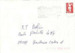 France 1991 Coudekerque-Branche / Textile Textiel - Textile